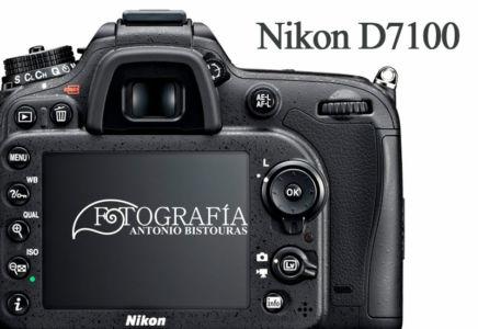Nikon D7100 DSRL