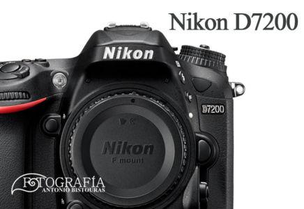 Nikon D7200 DSLR