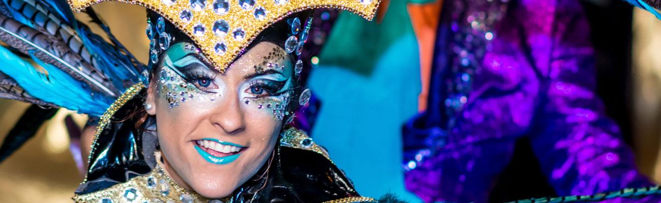 Carnaval Tarragona 2017; Oniro Fotografo Reus, Tarragona